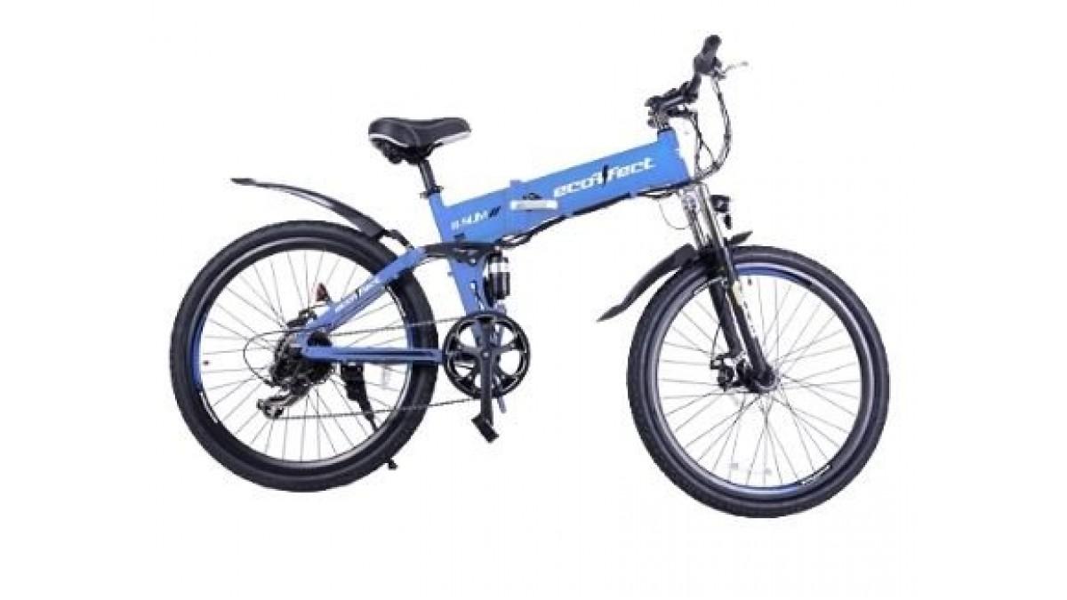 Электровелосипеды марки Ecofect