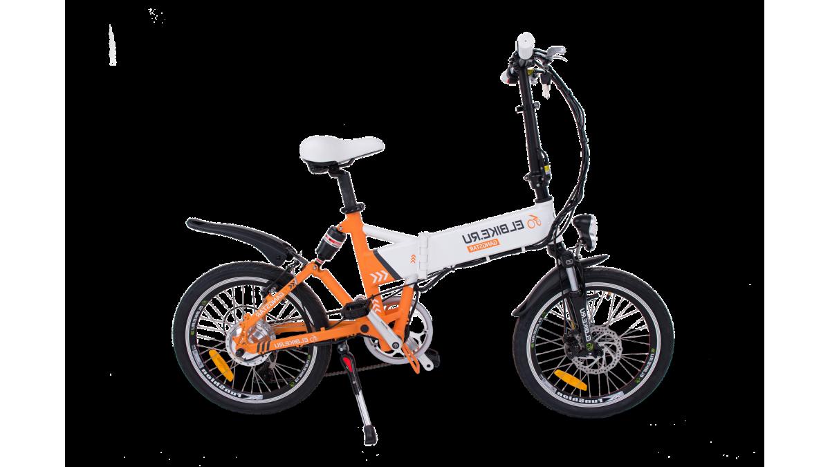 Электровелосипеды марки Elbike
