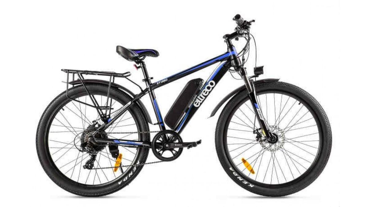 Электровелосипеды марки Eltreco