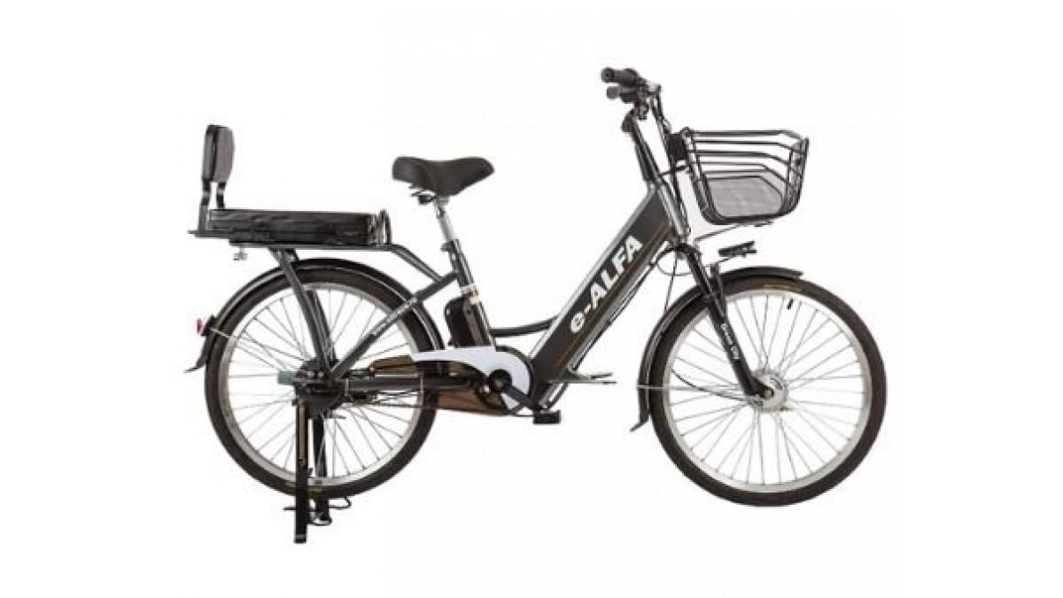 Электровелосипеды марки Green City