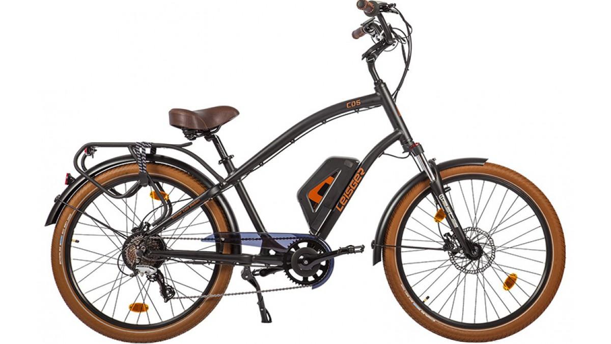 Электровелосипеды марки Leisger