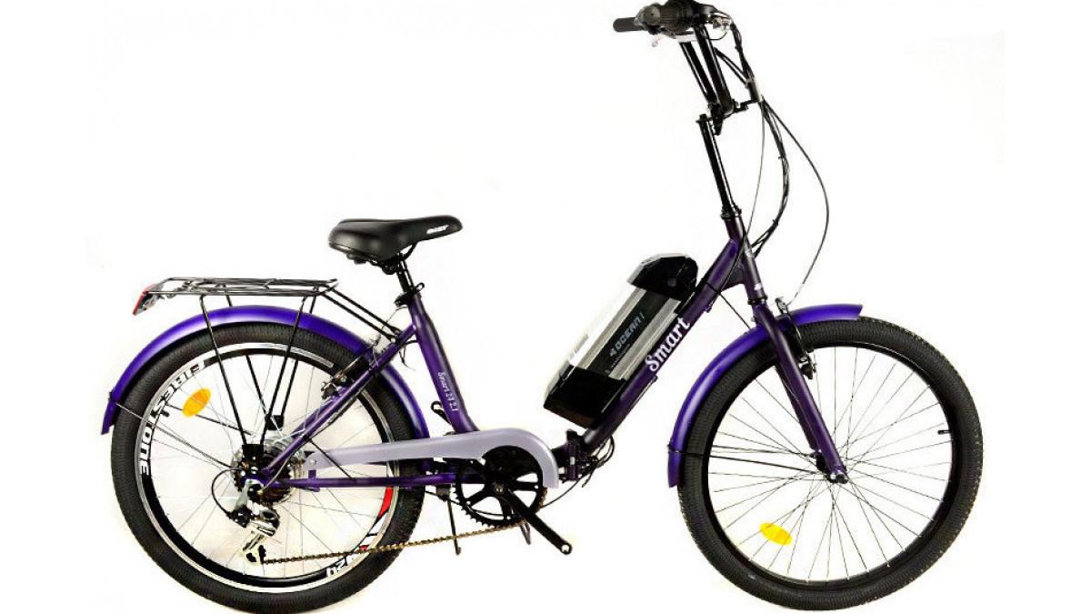 Электровелосипеды марки MB3