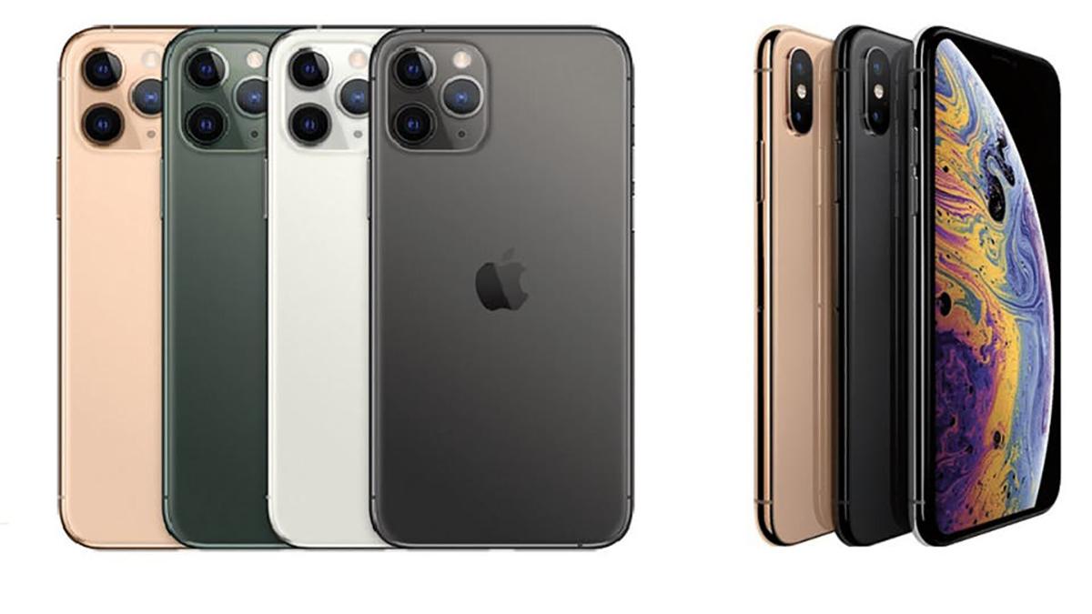 Программный ремонт на iPhone 11 Pro
