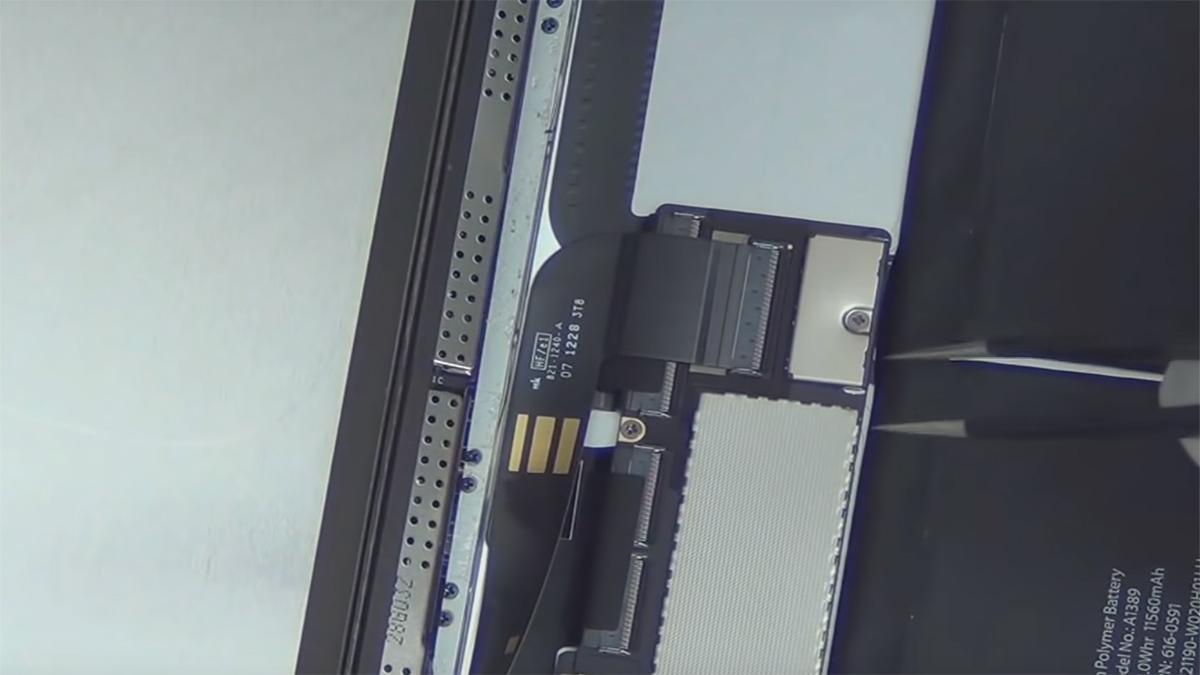 Замена аккумулятора на Ipad 4