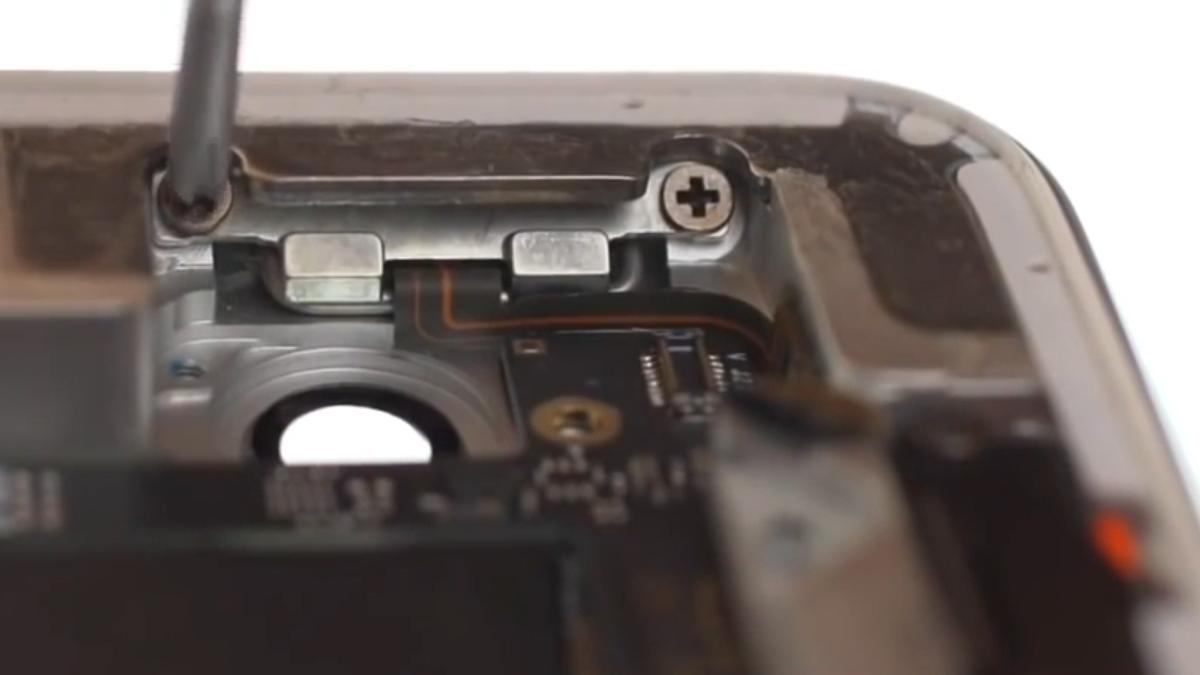 Замена кнопки громкости на Ipad Air