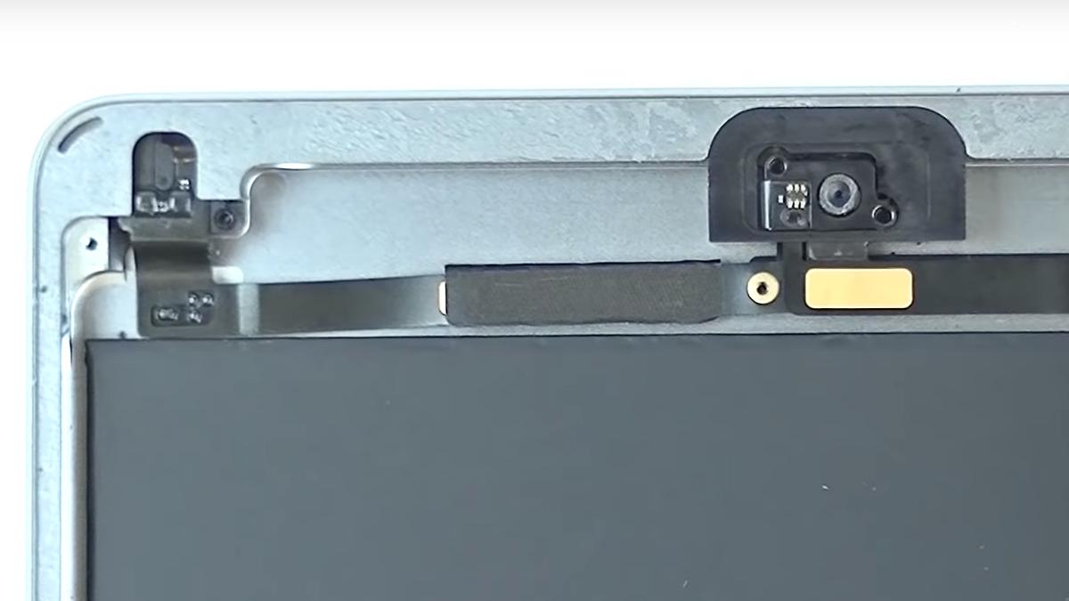 Замена разъёма наушников Ipad Air