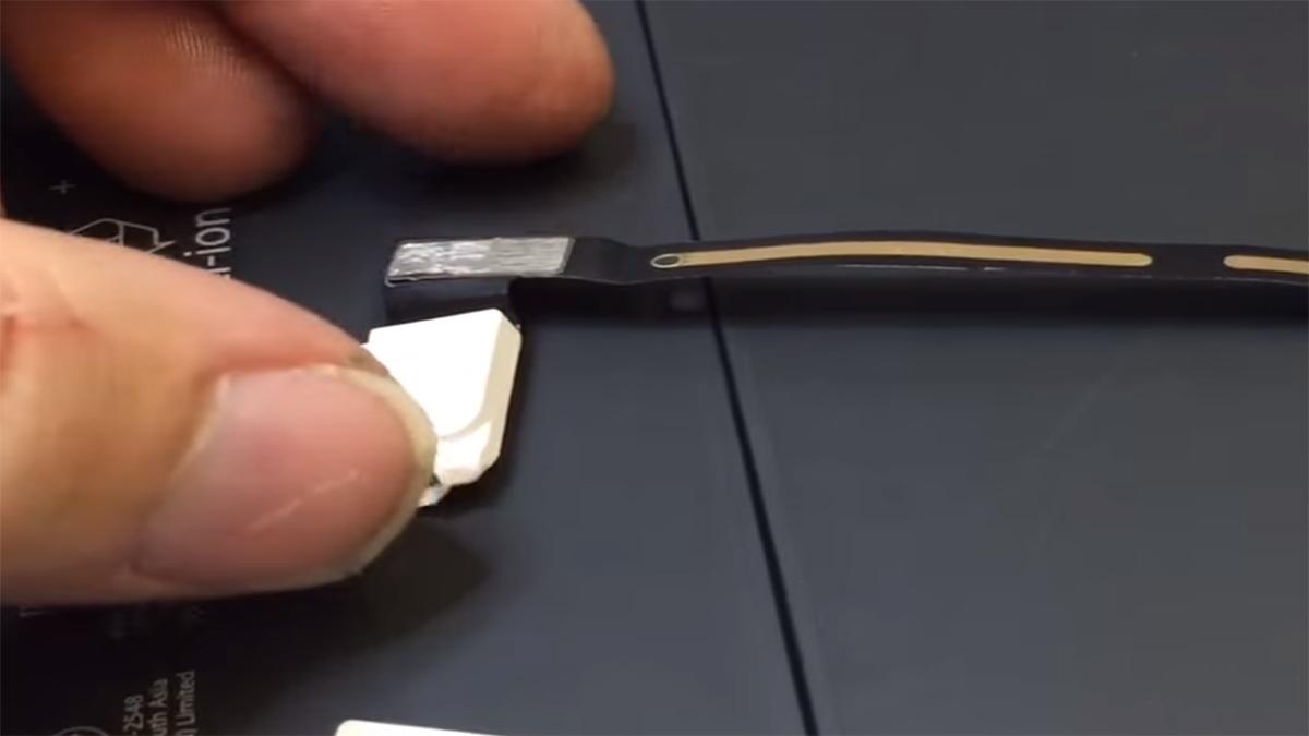 Замена разъёма наушников Ipad Air 2