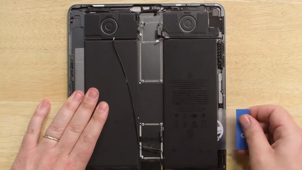 Замена аккумулятора на Ipad Air Pro
