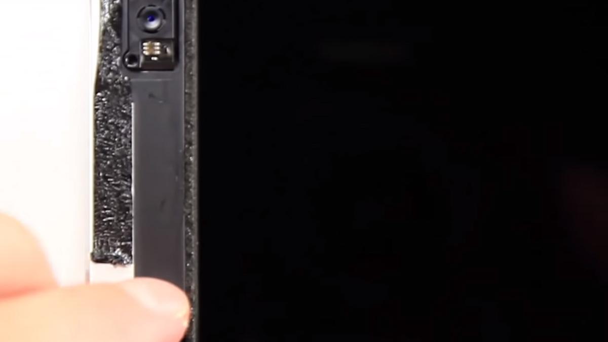 Замена фронтальной камеры Ipad Mini