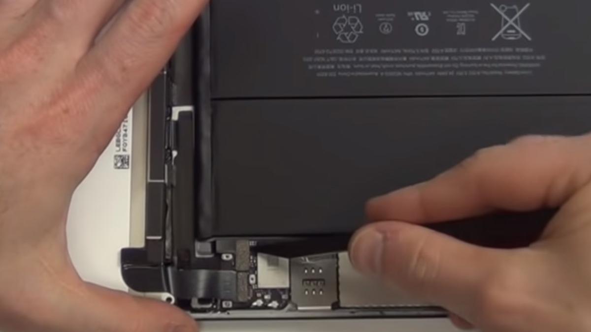 Замена аккумулятора на Ipad Mini 2