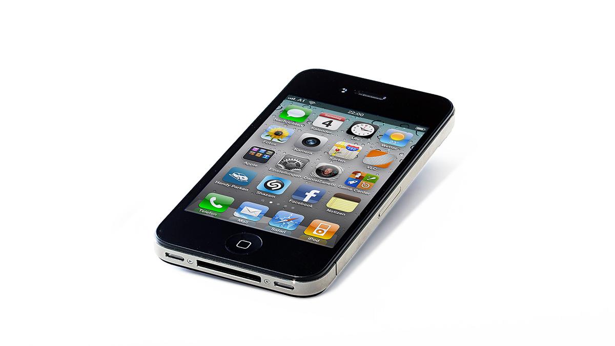 Программный ремонт на iPhone 4S
