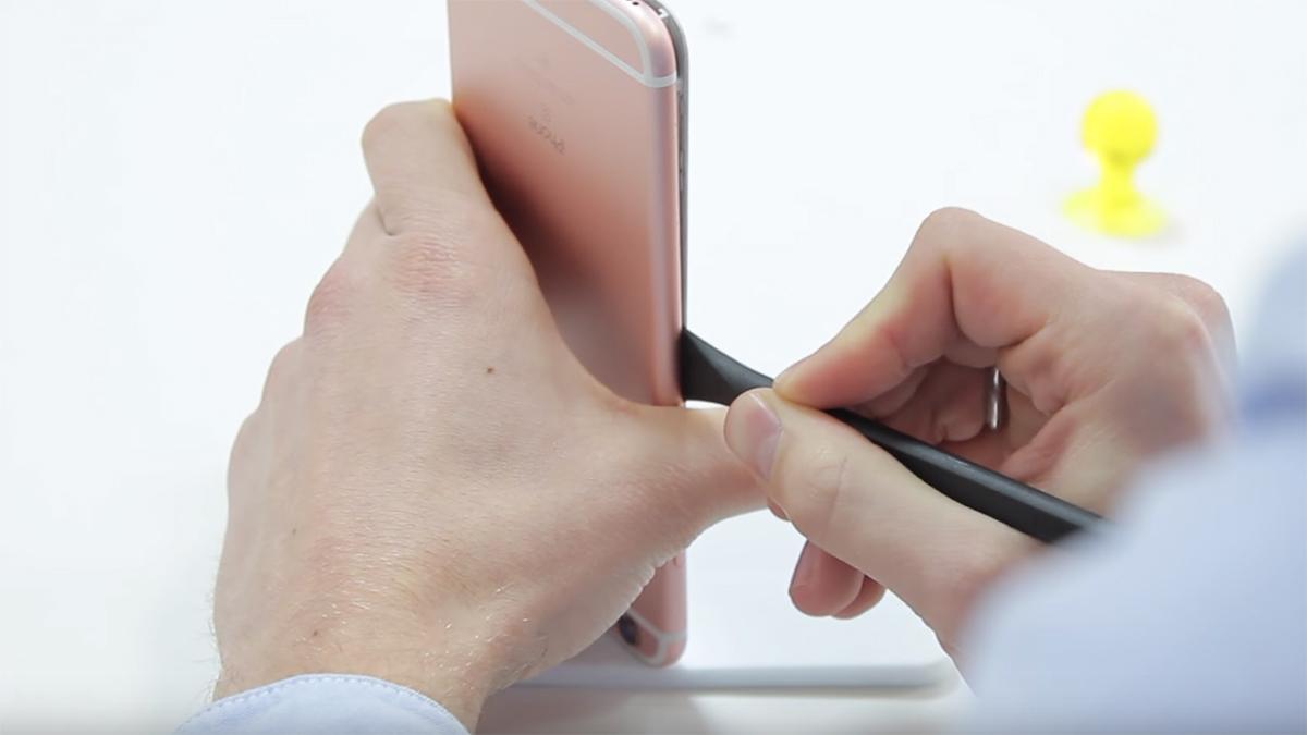 Замена дисплея на iPhone 6S Plus