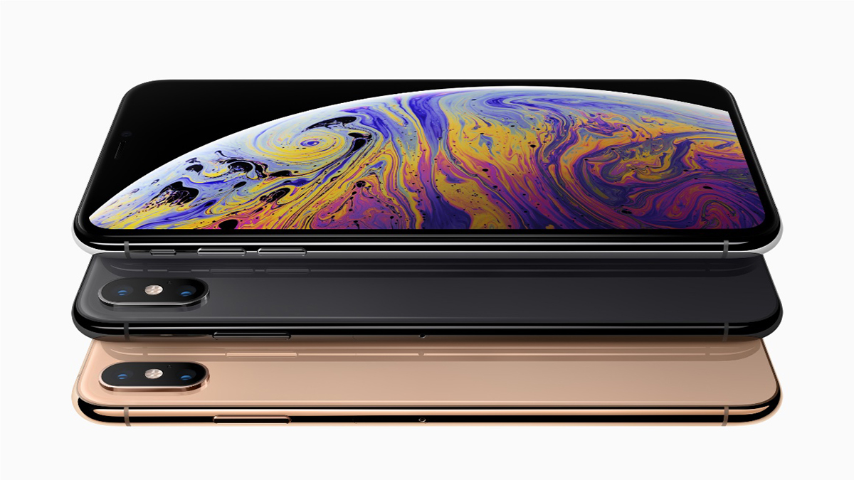 Программный ремонт на iPhone XS Max