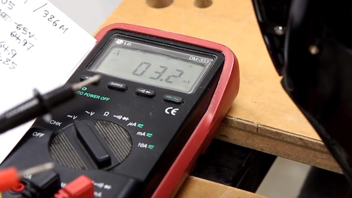 Увеличение емкости батареи в моноколеса
